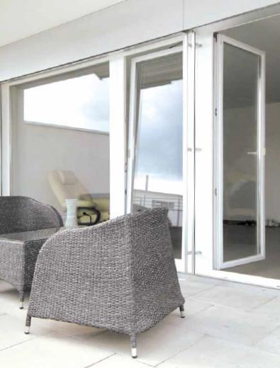porte-fenêtre, fenêtre, baie Tryba : toutes les tailles, tous les types d'ouvrants, toutes les teintes